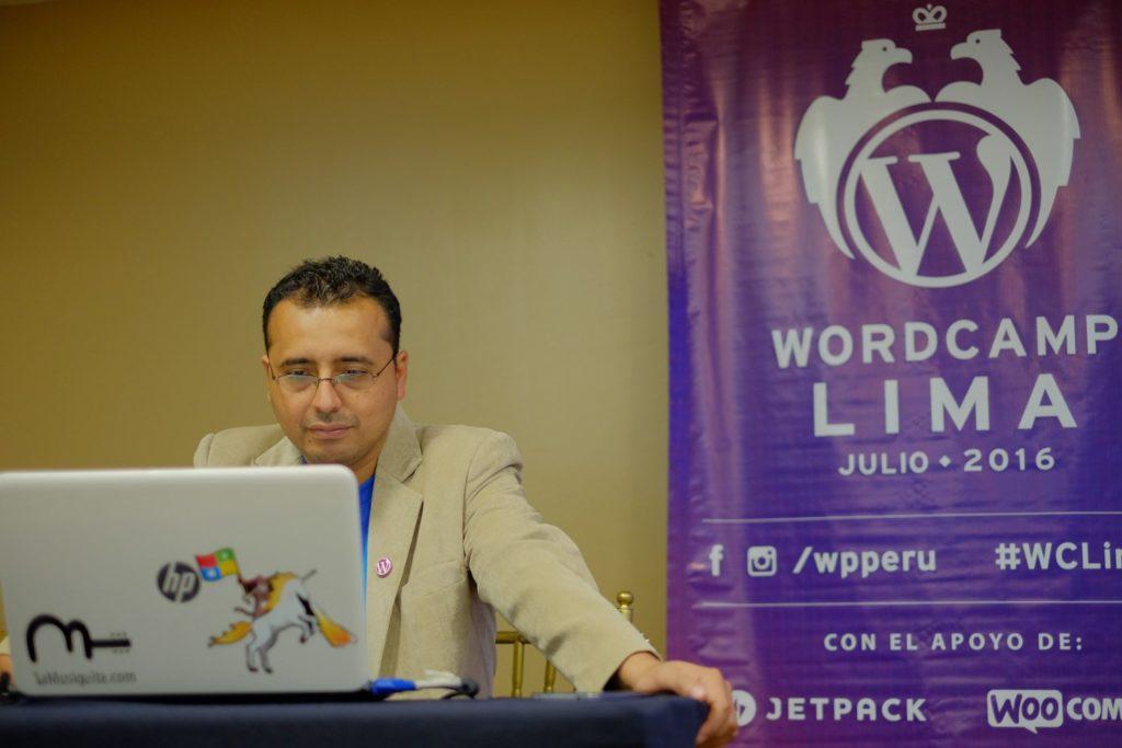 Wordcamp Lima