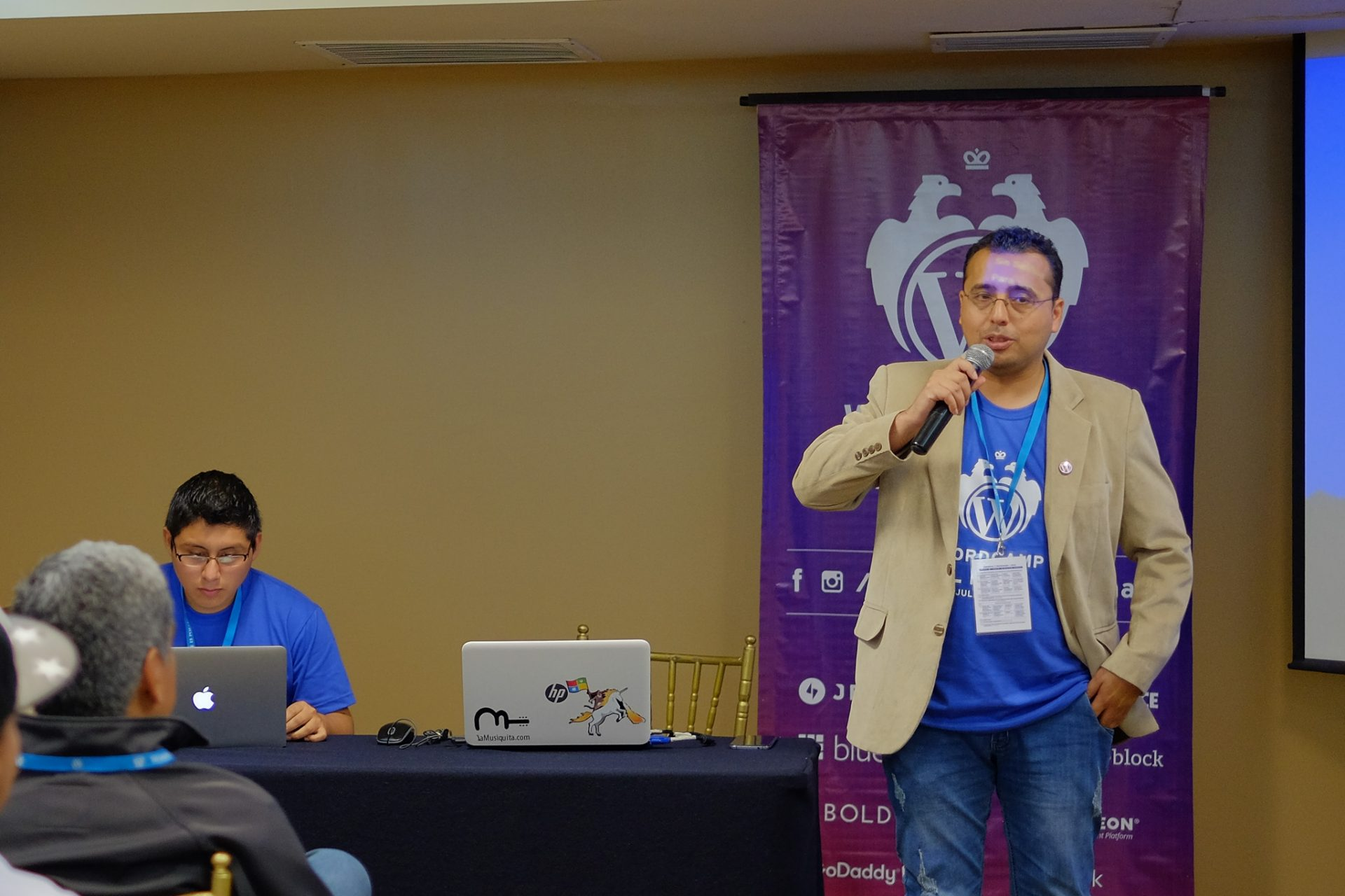 Wordcamp Lima WordPress