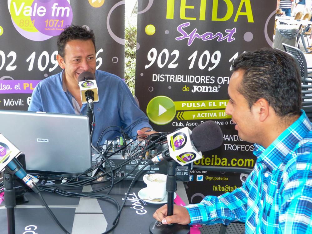Carlos Herrera para radio vale fm